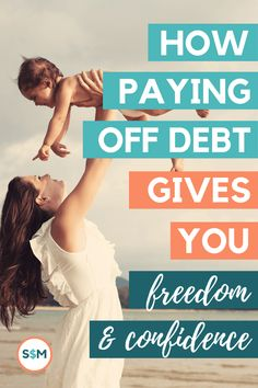 Paying off debt can do more than boost your credit score. It's great for your finances, but it's als Financial Goals, Financial Planning, Money Saving Tips, Money Tips, Student Loan Debt, Get Out Of Debt, Managing Your Money, Debt Payoff, Budgeting Tips