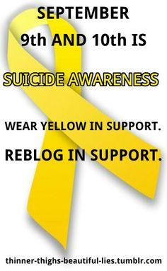 Suicide Awareness -- RIP Jake.. cant believe its been 3 years 11.18.10, not a day goes by that i dont think of you!