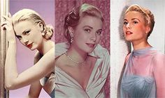 Grace Kelly's iconic beauty moments -- HELLO Magazine.