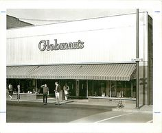 Globmans in Galax VA. My Daddy used to get Mama boxes and boxes of Christmas presents from here and Sydney's.