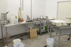 New artisan cheese factory is born!