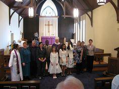 Confirmations, Grace Church, Jefferson City