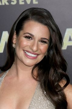 Lea Michelle, singer, actress- (Sephardi Jewish, Spanish, Turkish, and Italian)