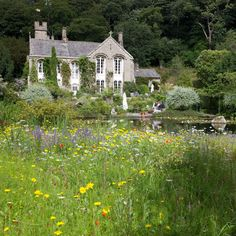 The Most Exquisite Gardens and Landscaping Ever! Just Add Pictures Gresgarth Hall and Gardens