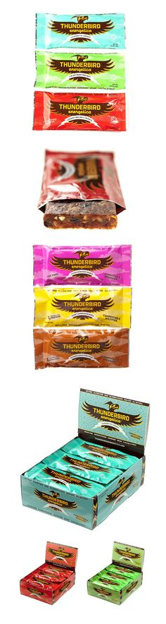d9e14c585 Thunderbird Energetica Energy Bars Nutrition Logo Identity Packaging Trade  Show Booth Cycling Running Athlete Athletic Uniform Austin Texas Hand Made