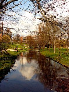 H. C. Andersen Fairy tale Park Odense, Denmark