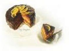 Receita de Torta de chocolate e laranja by k&m - torta e leve à geladeira. CREME DE CHOCOLATE: Derreta o chocolate em banho-maria, desligue o fogo e misture o creme de leite. Espalhe sobre o...