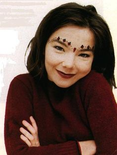 I remember first hearing Bjork when I was 12 in Germany. Loved her ever since.