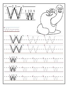 Free Printable tracing worksheets for preschool. Free connect the ...
