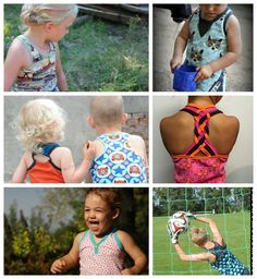 Unser letzter richtiger Sommerschnitt des Jahres 2015 – hier ist er. Little Free Shoulders und seine viiiieeelen Varianten für Boys & Girls in den Doppelgrössen 74/80 – 146/152 Down…