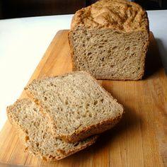 Cookistry: Bread Machine Rye