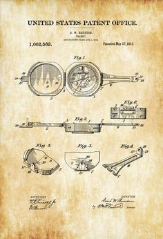 Compass Transit Patent 1913 - Patent Print Living Room Decor Vintage Instruments Orienteering Compass Wall Art Boy Scout Compass by PatentsAsPrints Living Room Decor Etsy, Patent Office, Edit My Photo, Patent Drawing, Photo Printer, Large Prints, Blue Prints, Patent Prints, Order Prints