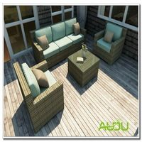 Audu Comercial venta caliente clásico del patio trasero Muebles del hotel