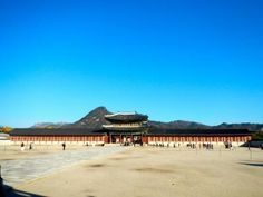 Gyeongbokgung (Palace) -by harris