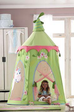 Fairy Garden Play Tent - Free Standing Indoor | HABA USA
