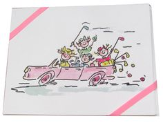 Check out our Traveling Lady Golfers Gal Pals Golf Note Cards (8 Pkg.)! Find the best golf gear and accessories at Lori's Golf Shoppe. Click through now to see this Golf Note Cards!