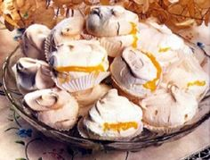 Receita de Merengues do Algarve | Doces Regionais