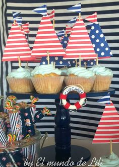 Little Wish Parties | Teddy Bear Nautical Themed Party | https://littlewishparties.com