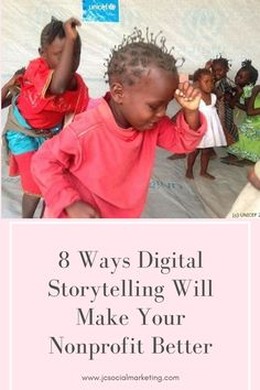 There is a myriad of benefits that can be gained through a strategic online foray into storytelling—benefits that will resonate throughout the entire organization, from donors to clients to staff. Here are just some of…