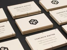 Creative Business Card #BusinessCard #Creativity