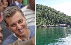 """Em junho de 2009 o ex-governador do Rio Sérgio Cabral liberou as regras para construções em áreas de preservação ambiental em Angra dos Reis. Decreto ficou conhecido como """"Lei Luciano Huck"""""""