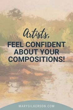 Artists and painters, understanding the power of composition can help you leverage design effectively in your paintings. Creative and well planned compositions in an artwork draws a viewer in and holds their attention. Save this pin and click through to continue reading!