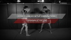 Boxing: 3 Essential Overhand Punch KO Setups | Evolve University