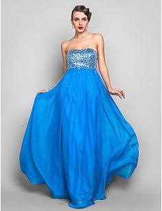 vestidos de 15 años azules claros