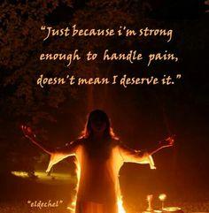 Handle pain by Eldechel https://www.facebook.com/eldechel