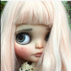 Magnolia - Custom Blythe Doll by LoveLaurie See this Instagram photo by @lovelauriedolls • 204 likes