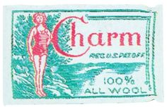 Vintage Garment Labels: Candy for the Eye - Print Magazine