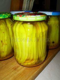 Pickles, Cucumber, Mason Jars, Food And Drink, Drinks, Impreza, Pickling, Drinking, Beverages