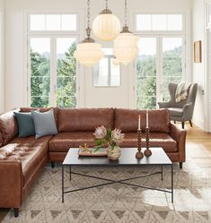 Hastings Sectional Leather Sofa Hastings Arm Sectional Leather Sofa Left Leather Pure Saddle The post Hastings Sectional Leather Sofa appeared first on Sofa ideas. Next Living Room, Formal Living Rooms, Living Room Sofa, Living Room Decor, Modern Living, Interior Design Living Room, Living Room Designs, Interior Livingroom, Do It Yourself Sofa