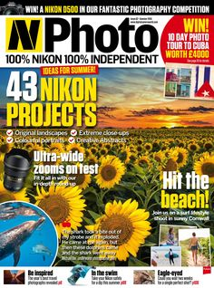 Buy N photo Magazine a single copy or a subscription of N photo Magazine from the world's largest online Magazine cafe store in USA. Uk Summer, Buy Photos, Top Photographers, Photography Competitions, Great Pictures, Beautiful Images, Nikon, Tours, Landscape