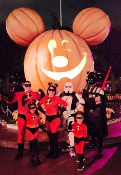 Mickeys not so scary Halloween party at Disneyland