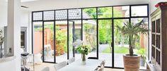 Stalen buitendeuren | Slanke, thermisch geïsoleerde profielen
