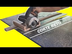 Serra Marmore Makita, Serra Circular Manual, Decoration, Workshop, Woodworking, Youtube, Carpentry Tools, Tools For Working Wood, Construction Tools