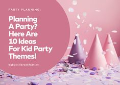 Kids Party Themes, Party Planning, Different Colors, How To Plan, Birthday, Fun, Fiestas, Birthdays, Dirt Bike Birthday