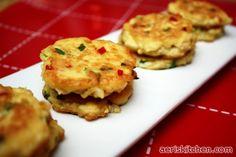 Tofu Jeon – Aeri's Kitchen