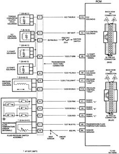Wiring Diagram For Code 33 MAP Sensor Circuit (Signal