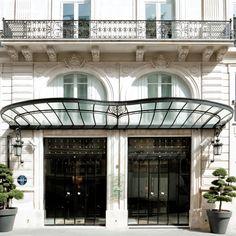La Maison Champs Élysées—Paris, France. #Jetsetter