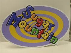 Printing Services - Sugar Mountain - In-store Signage | Middleton Group Inc.