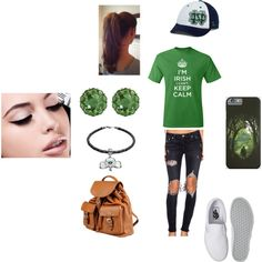 Jacksepticeye: The Forest by tora-seishin on Polyvore featuring beauty, Maybelline, Zephyr, Insignia Collection, Doucal's, Lovers + Friends and Vans