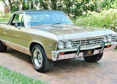 1967 Chevrolet El Camino Simply the best you will ever find 396 a/c p.w,p.s