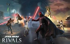 Disney Will Be Releasing A Mobile Shooter Called Star Wars: Rivals