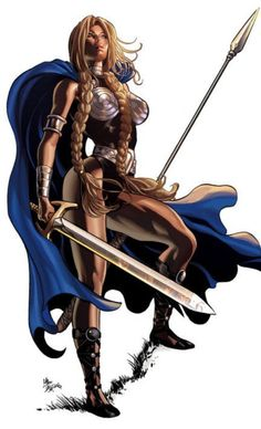 This is a snapshot of valkyrie from marvel comics. valkyrie is copyrighted by Marvel Comics Valkyrie Valkyrie Marvel Comics, Marvel E Dc, Marvel Women, Marvel Girls, Comics Girls, Marvel Heroes, Marvel Defenders, Comic Book Characters, Marvel Characters