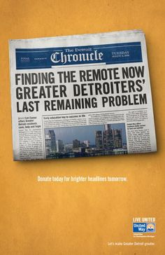 United Way For Southeastern Michigan: Remote