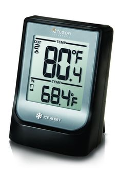 The Weather at Home EMR211 combines a wireless indoor / outdoor thermometer with the latest Bluetooth technology allowing you to monitor your local temperature on your smart phone or tablet as well as station itself. | eBay!