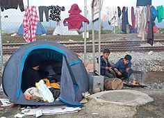 Idomeni about to explode: Anybody listening out there? Outdoor Gear, Tent, World, Life, Tentsile Tent, The World, Tents, Earth