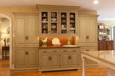 built in diningroom cabinets | Kitchen built in china cabinets Design Ideas, Pictures, Remodel and ...